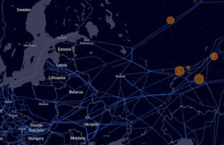 Russia's Gazprom Says Pipeline Emergency Caused Giant Methane Leak