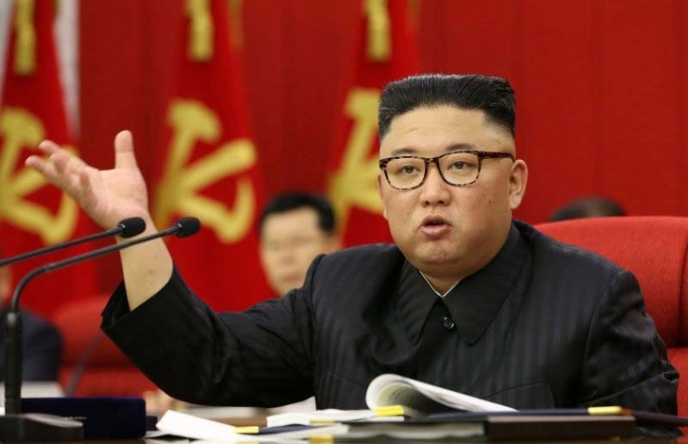 Kim Jong Un: North Korea must be prepared for 'confrontation' with U.S.