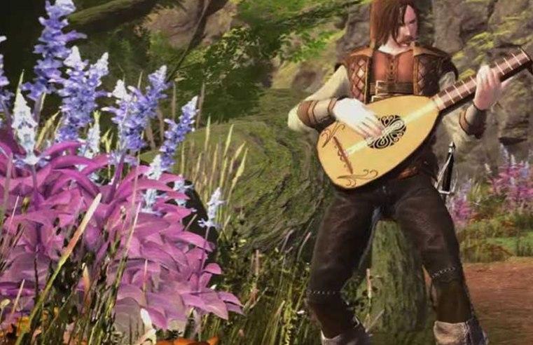 Neverwinter reveals Bard in gameplay trailer