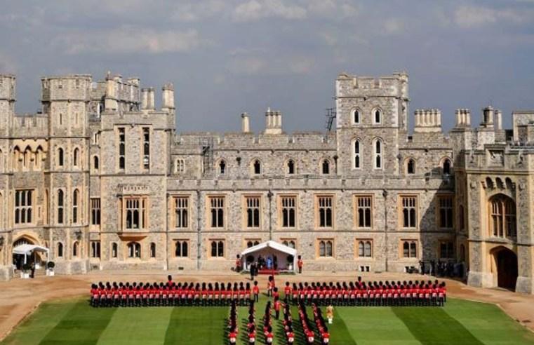 President Biden To Meet Queen At Windsor Castle