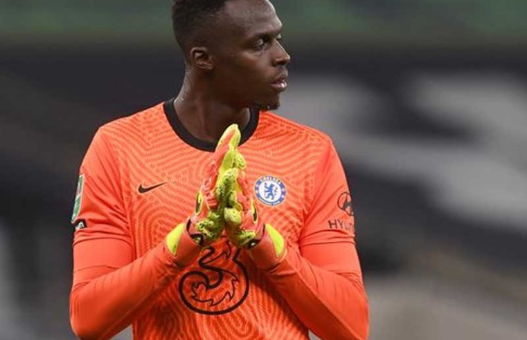 Chelsea Goalkeeper Edouard Mendy wins another award in his first season for the Blues