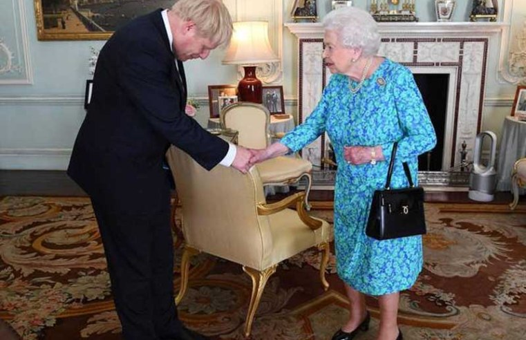 Boris Johnson 'had to be talked out of seeing the Queen at height of pandemic'