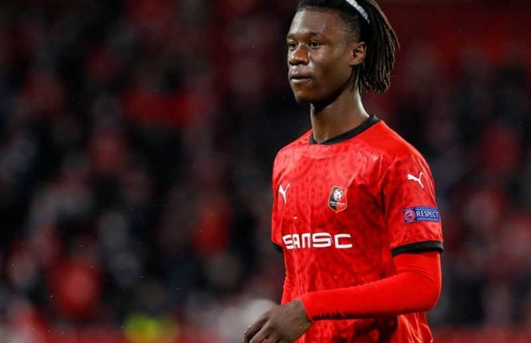 Eduardo Camavinga is the perfect solution to Manchester United's Paul Pogba problem