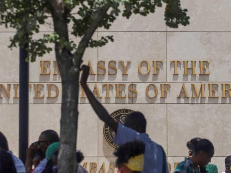 Pentagon Says US Team Going to Haiti to Assess Needs