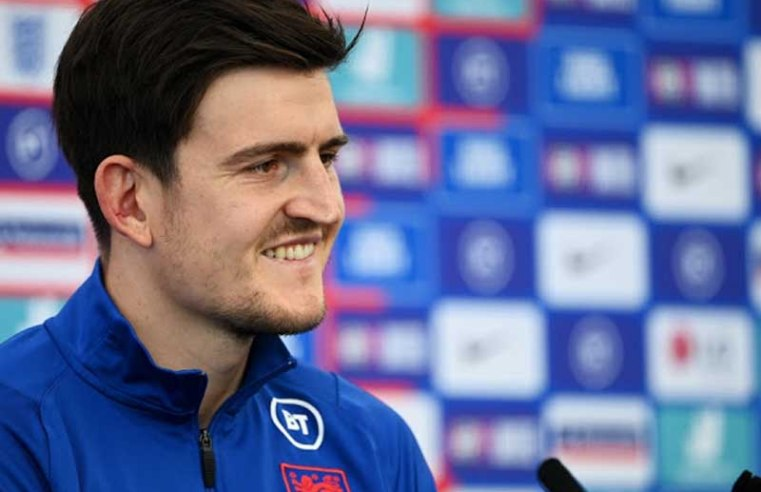 Maguire grateful to be in Euros after injury