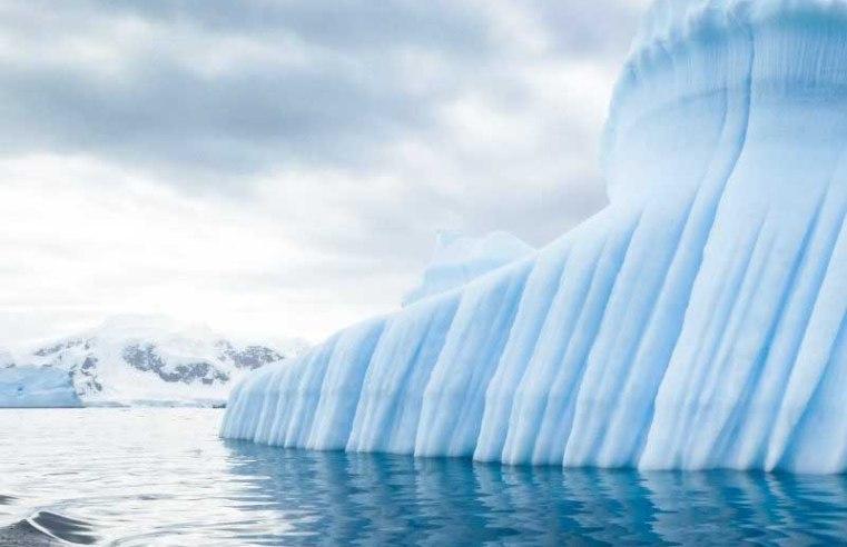 UN Recognises New Antarctic Temperature Record
