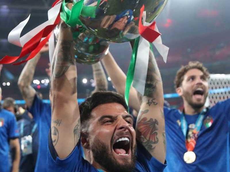 Napoli Won't Sell Tottenham Linked Lorenzo Insigne Unless He Asks To Go