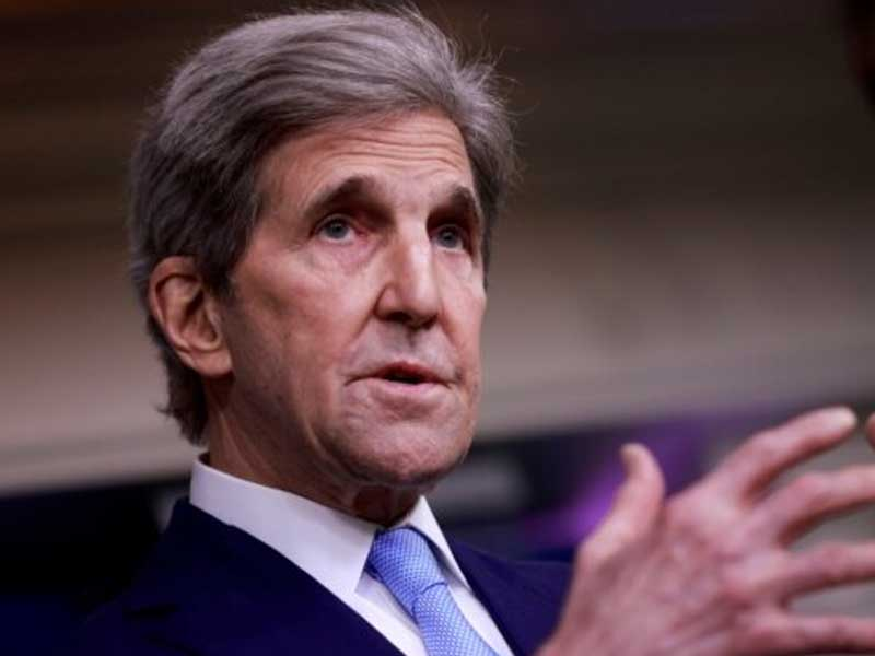U.S., Russia Say Cooperation On Climate Change Positive For Relations