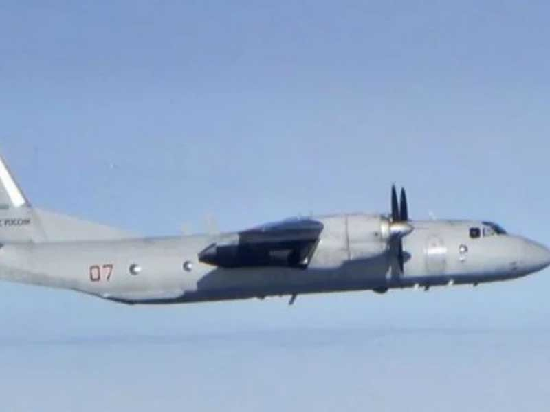 Russian plane with 28 people on board goes missing