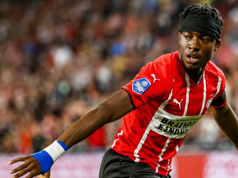 Tottenham Hotspur interested in PSV's Noni Madueke