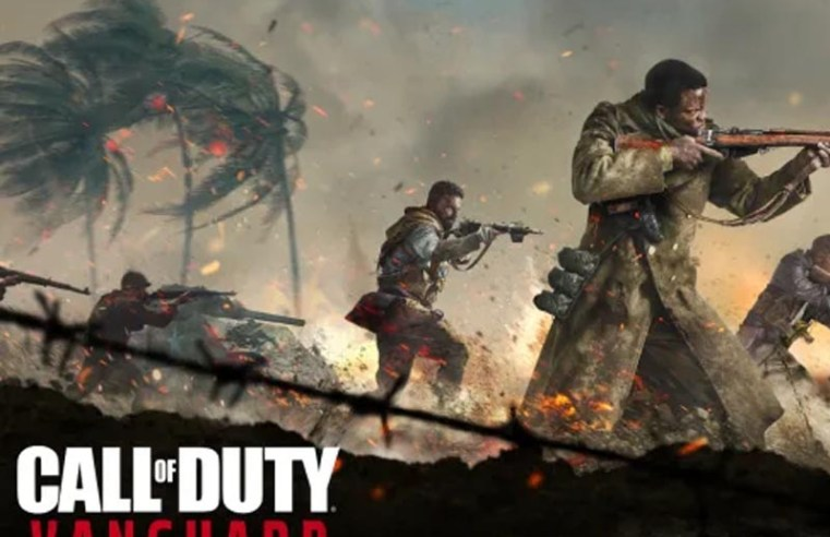 Activision drops 'Call of Duty: Vanguard' teaser ahead of official reveal