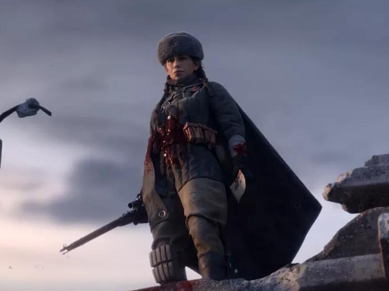 Call of Duty: Vanguard reveal trailer delivers stirring WW2 action on all fronts