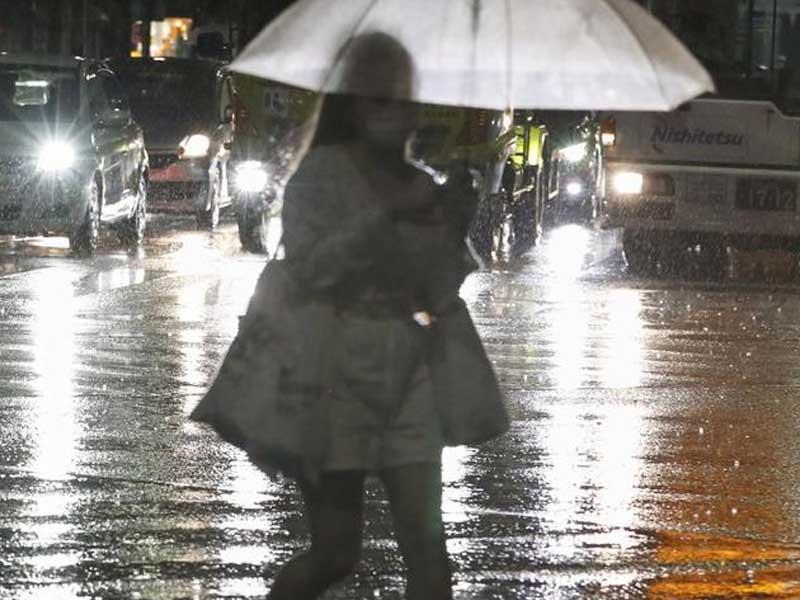 Japan issues flood warning after 'unprecedented' levels of torrential rain