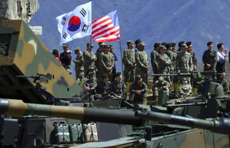 S.Korea says no decision yet over annual military exercise with US