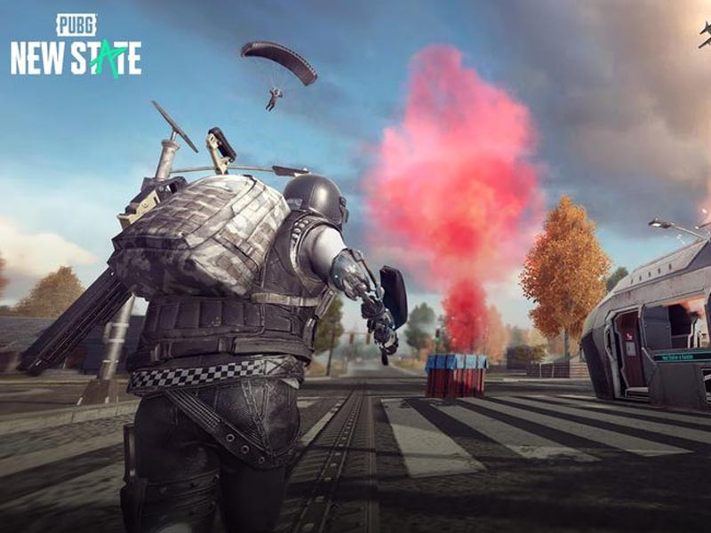 PUBG New State will let you recruit knocked enemies