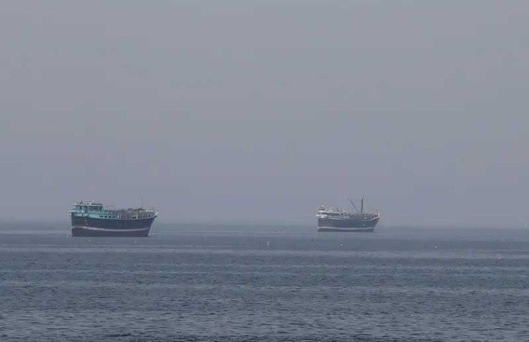 Hijackers have left targeted vessel off UAE's coast: British navy