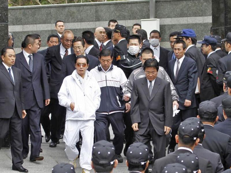 Yakuza Boss First to be Sentenced to Death in Japan