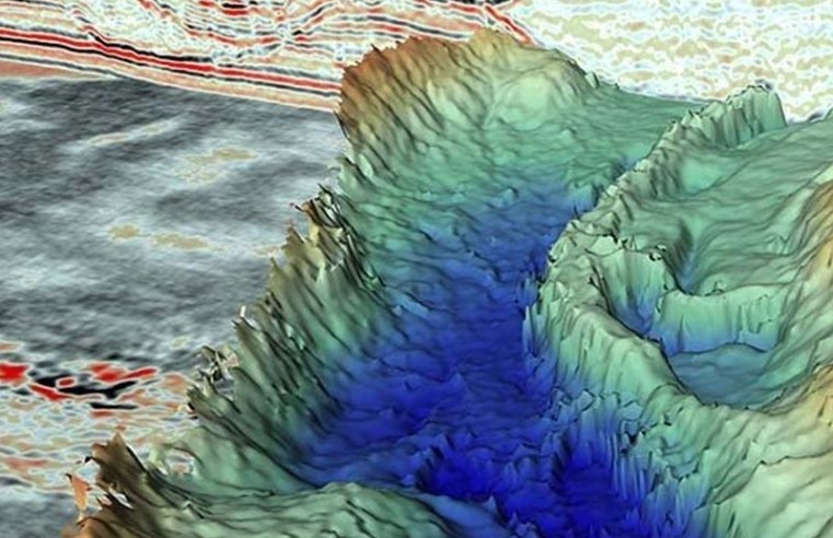 New Imaging Reveals Hidden Ice Age Landscapes Buried Deep in The North Sea