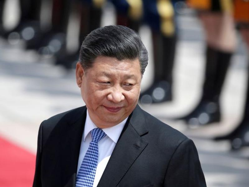 China's Xi warns of 'grim' Taiwan situation in letter to opposition KMT