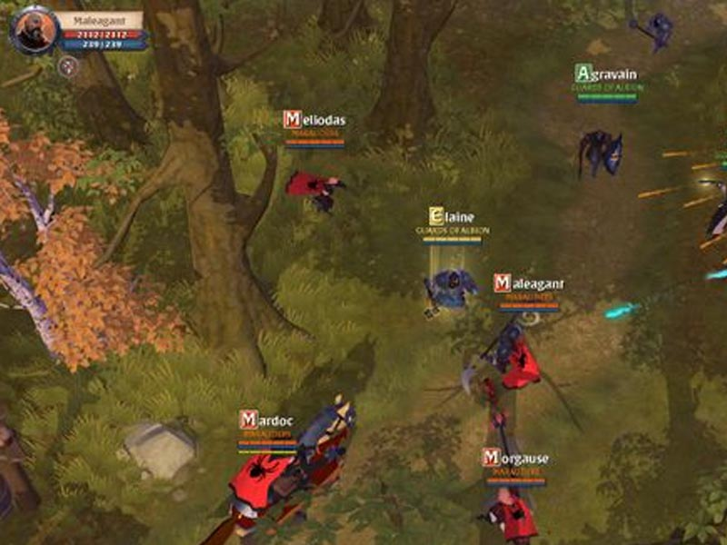 Albion Online's Crystal League Championship starts on Saturday