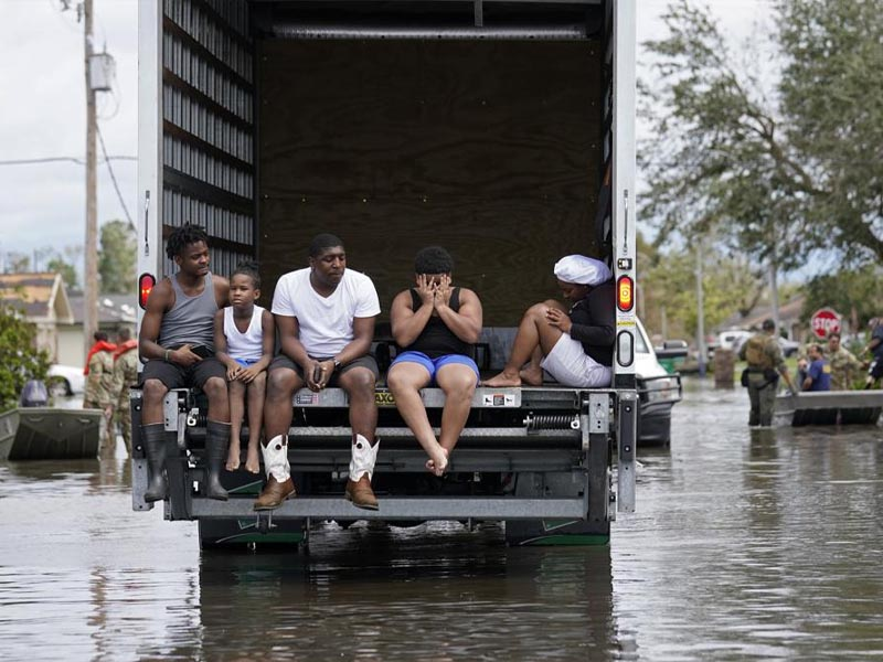 UN: Weather disasters soar in numbers, cost, but deaths fall