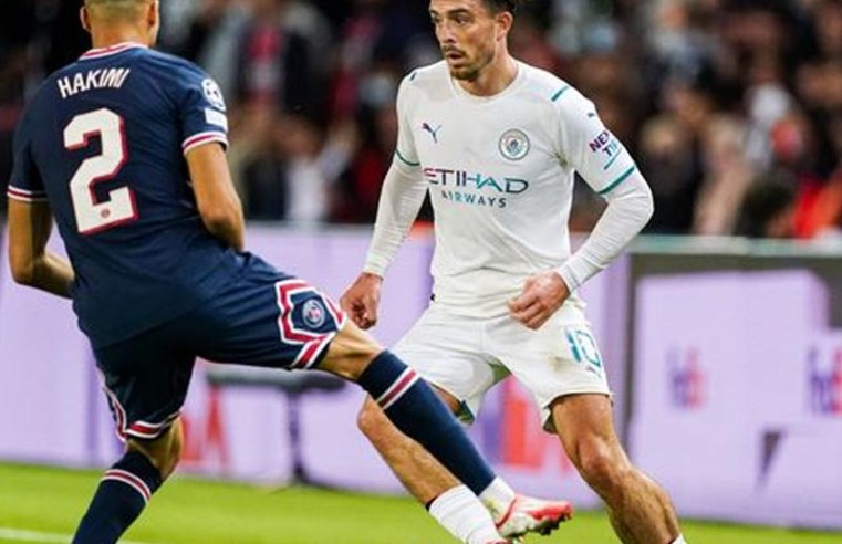 Man City's £100m problem as Jack Grealish handed harsh reality in PSG defeat