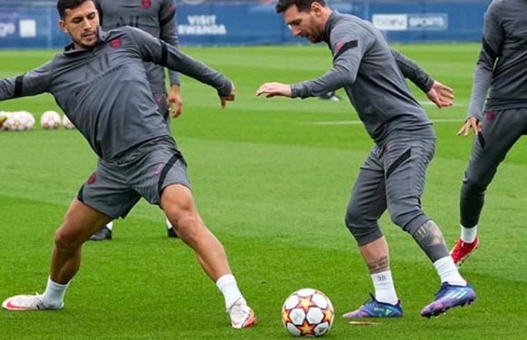 Messi may return for PSG against Man City in Champions League clash