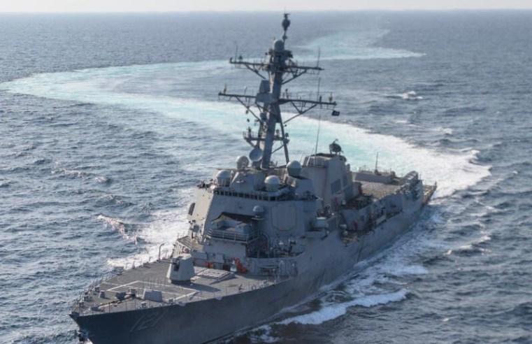 Future USS Frank E. Petersen Jr. completes acceptance trials