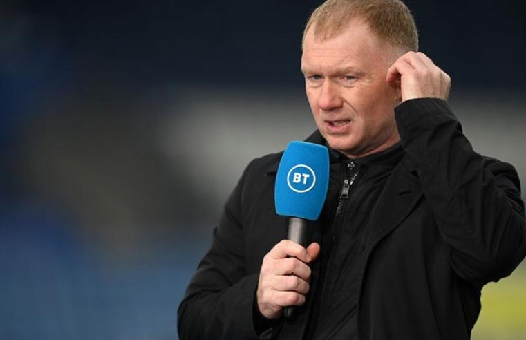 Paul Scholes tips Scott McTominay to solve Manchester United midfield problem