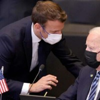 Biden, Macron discuss increased Indo-Pacific cooperation after sub spat