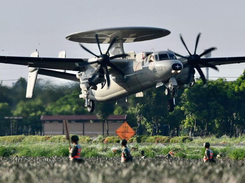 US special forces secretly training troops in Taiwan