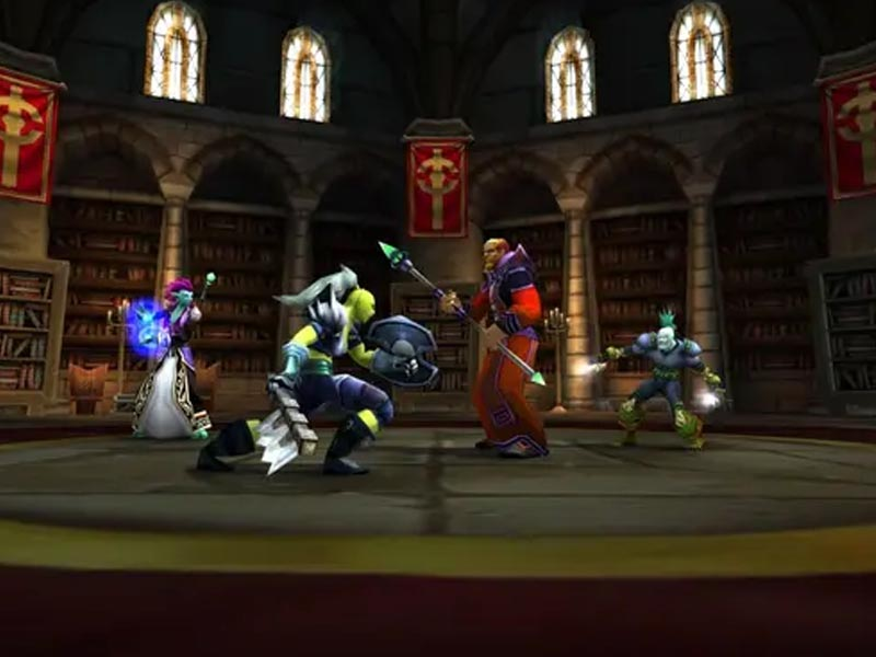Blizzard Are Looking To Nerf Mage Boosting In WoW Classic: Season of Mastery