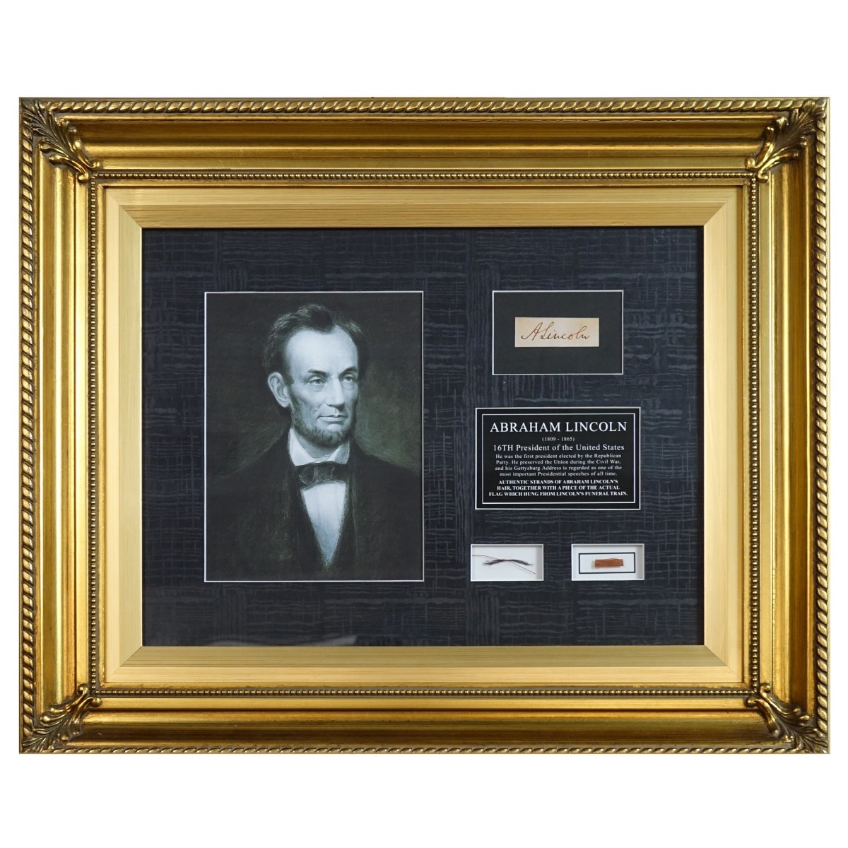 Abraham Lincoln Artifacts