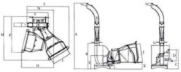 РУБИТЕЛЬНЫЕ МАШИНЫ мод. «CH160», «CH160Т», «CH260»