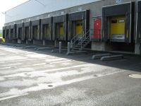 LKW-Einfahrhilfe Kcher 1