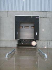 LKW-Einfahrhilfe Flansch 2