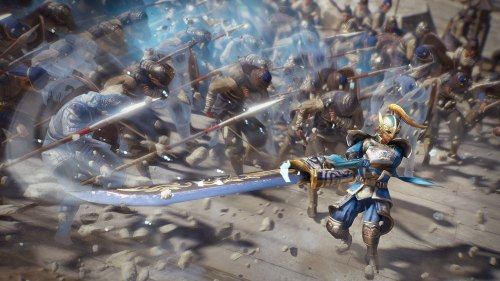 Dynasty Warriors 9 mass battle system