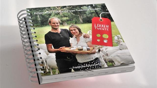 Kookboek Lekker Twente