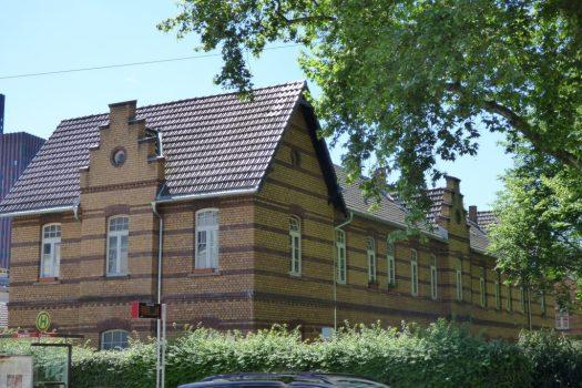 Die Wilhelmsruh, Blick von der Bonner Straße, Bild: Annette Full