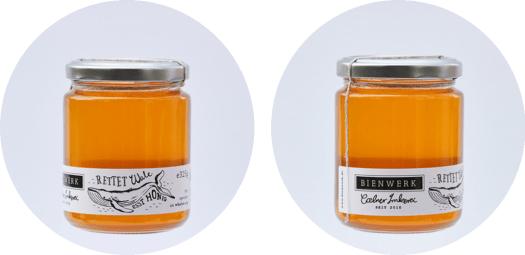 Die kölsche Lösung: Honig essen & Wale unterstützen.