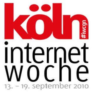 Internetwoche Köln vom 13. bis zum 19. September 2010