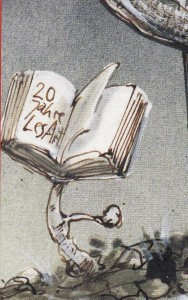 Jubiläumsankündigung en miniature ...