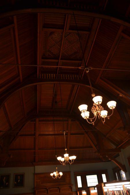 Ein erfüllter Traum: Besuch einer Public Library! Teil 3: Mysticwww ...