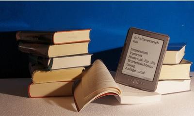 Lesevielfalt - Grundlage für den Literaturkreis. Foto: D. Braun/pixelio.de
