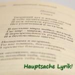 Lyrik für alle Lebenslagen – heute in Bergisch Gladbach