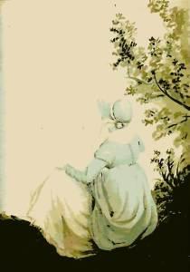 Jane Austen Cassandra Austen Aquarell Jennifer Paynter Mary Bennet