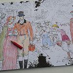 Ausmalbücher zu Jane Austen