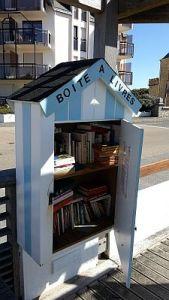 Bücherbox Le Corisic Südbretagne