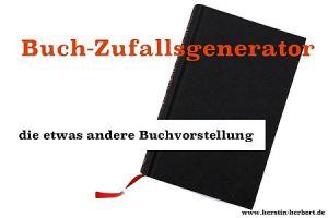 Kerstin Herbert Zufallsbuchgenerator Logo