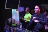 """Ein Weltstar auf der blu white: DJ Hugel mit seinem Deep- House-Remix von """"Bella Ciao""""."""